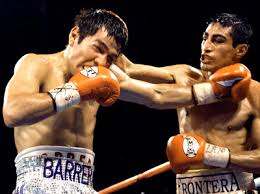 The Heyday of Morales vs Barrera