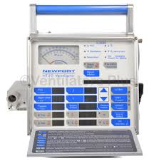 covidien newport ht50 portable ventilator
