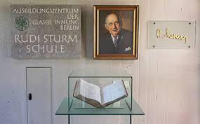 Rudi Sturm-Schule - Glaser-Innung Berlin - rudi-sturm