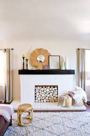 pepper design blog a little of this that renovating a warm cozy fireplace update