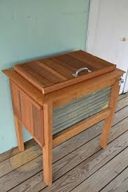 Patio Furniture Wood Pallets - best 20 cooler stand ideas on pinterest pallet cooler patio