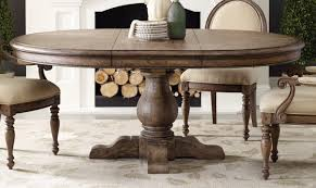 Oval Dining Room Tables Dining Good Rustic Dining Table Oval Dining Table In Pedestal