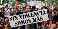 Sin violencia somos más