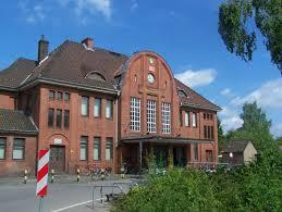 Langenhagen Pferdemarkt station