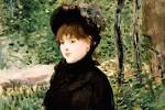 The stroll - Edouard Manet - WikiArt. - Downloadable