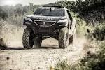 Peugeot Returns to DAKAR 2015