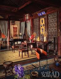 Best Chinese Interiors Images On Pinterest Chinese Interior - Interior design chinese style