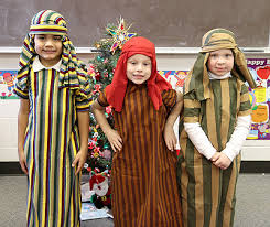 Danz Family: Christmas Play Shepherd