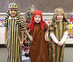 Danz Family: Christmas Play Shepherd