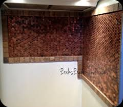 kitchen design diy copper penny backsplash ideas how to make