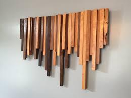 stylish wood wall art decor jeffsbakery basement u0026 mattress