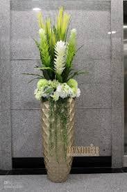 white floor vase ceramic tall floor vases vases crate and barrel
