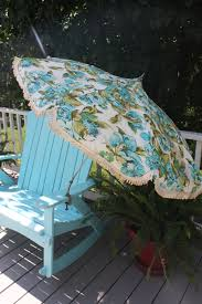 Tablecloth For Umbrella Patio Table by Vintage Mid Century Modern Patio Umbrella Portable For Table Or