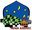 Kakak Killjoy wishes you Selamat Hari Raya Maaf Zahir dan Batin ...