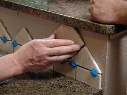 how to install a backsplash in a kitchen how tos diy