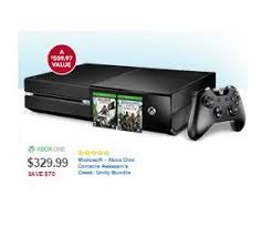 best buy xbox one black friday deals microsoft xbox one console assassin u0027s creed unity bundle deal