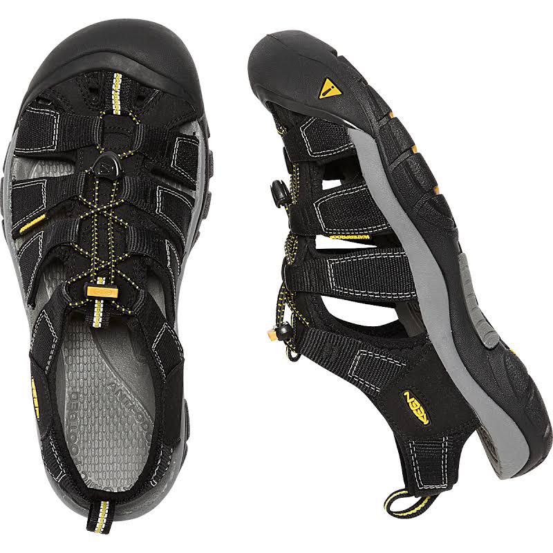 KEEN Newport H2 Sandals Black 10.5 US 1001907-black-10.5