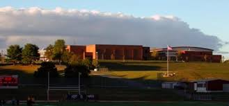 Image result for pomperaug high school southbury ct school building