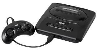 Sega Genesis   Wikipedia Wikipedia Model   Genesis w    button controller