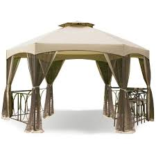 Replacement Canopy Covers by Gazebo Replacement Canopy Top And Replacement Tops Garden Winds