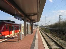 Köln Airport-Businesspark station