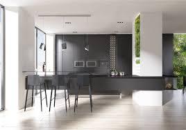 40 beautiful black u0026 white kitchen designs