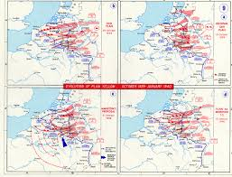 Map Of Western Europe by Map Of The German Campaign In Western Europe 1939 1940