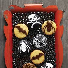 How To Decorate Chocolate Cake At Home 18 Easy Halloween Cupcake Ideas Recipes U0026 Decorating Tips For