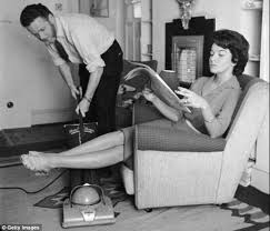 Pitching in  Marriages last longer when men pull their weight in housework and childcare  Daily Mail