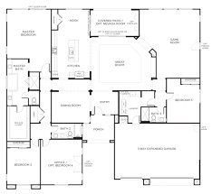 Free Floor Plans For Houses by Floorplan 2 3 4 Bedrooms 3 Bathrooms 3400 Square Feet Dream