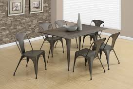 Bamboo Dining Room Furniture by Monarch Café Dining Table The Brick
