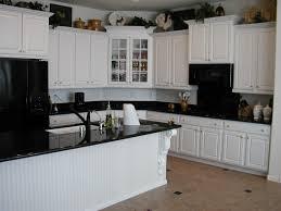 kitchen style black white farmhouse kitchen colors with white