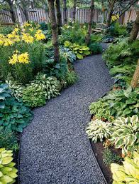 grow a lush shade garden with hostas fern paths and gardens