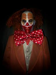 clowns creepy collection haunted house u0026 halloween props