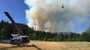 Wild Fires In Oregon Update by Fires Burning Across Pacific Northwest Kgw Com