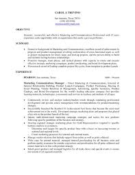 ideas about Good Resume Objectives on Pinterest   Resume       Samples of marketing resume objective Statements   http   resumesdesign com