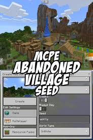 best 20 minecraft cheats ideas on pinterest minecraft crafting the large zombie infected village by game spawn has been abandoned by the zombies and