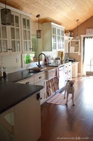 Diy Kitchen Backsplash Kitchen How To Cover An Old Tile Backsplash With Beadboard Tos Diy