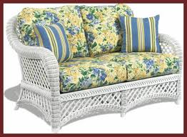 White Wicker Outdoor Patio Furniture by White Wicker Patio Furniture Sets Home Design Ideas And Pictures