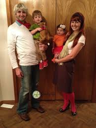 Family Of 3 Halloween Costume by 8 Years Of Halloween Couples Costumes Joyful Family Life