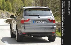 bmw x3 e83 specs 2007 2008 2009 2010 autoevolution