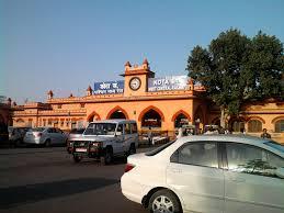 Kota Junction railway station