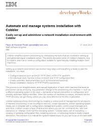 cobbler pdf installation computer programs linux