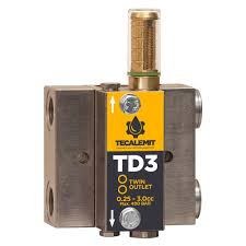 td3 modular dual line valves u2014 tecalemit lubrication and