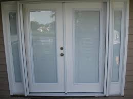 blinds for french doors ikea curtain top modern slider door