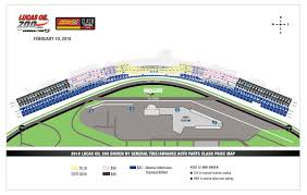 Phoenix International Raceway Map by Maps U0026 Parking Daytona International Speedway