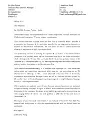 Writing A Cover Letter For An Internship Templates And Examples Joblers