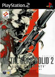 Metal Gear Solid 2: Sons of Liberty Images?q=tbn:ANd9GcQrHYPVix1xI8ts84NTye5HbJpE-Bz_eMVAza8RD2SCPdpJQEyc2w