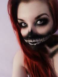 90 pretty yet scary halloween make up ideas scary halloween