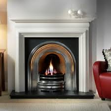 ideas u0026 tips modern fireplace mantel kits with single chair and